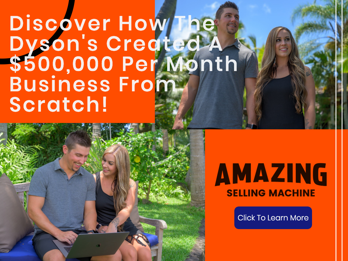 Amazing Selling Machine 2020